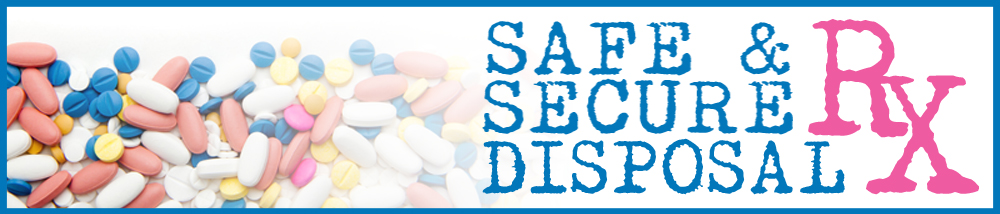 Rx Disposal Web Banner