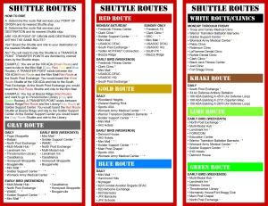 Shuttle Tri Fold 14 April 14 2