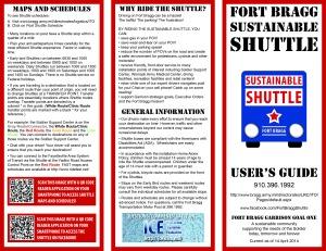 Shuttle Tri Fold 14 April 14