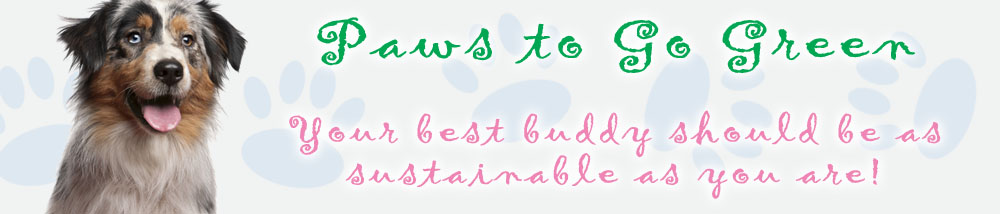 Sustainable Pets Web Banner