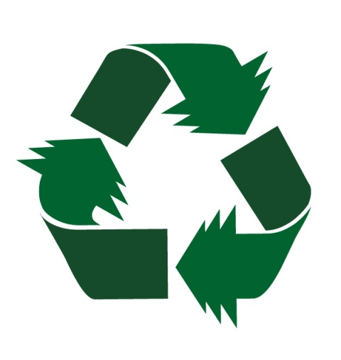 Christmas Tree Recycling Symbol