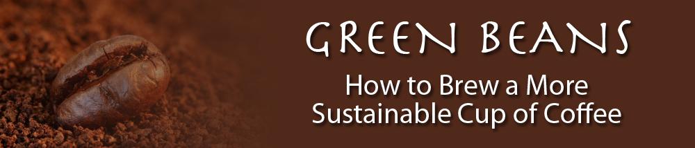Green Beans Web Banner